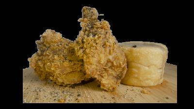 M2 Breadbowl Mushroom Soup X1 & Peppercorn Chicken X 2PC image