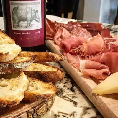 Antipasto all'italiana (serves two people) image