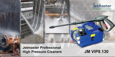 Jet Master JM8.130 High Pressure Cleaner Set image