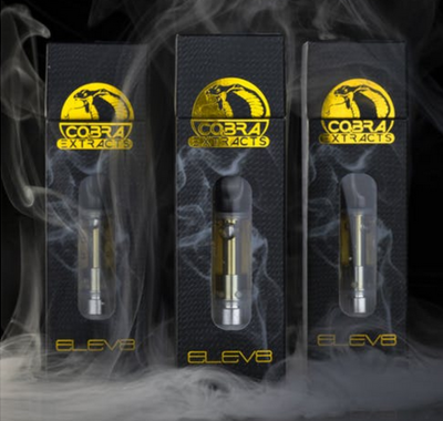 Cobra Extracts Cartridge Bundle (3 for $99) image
