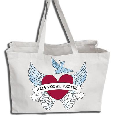 Alis Volat Propiis Tote Bag image
