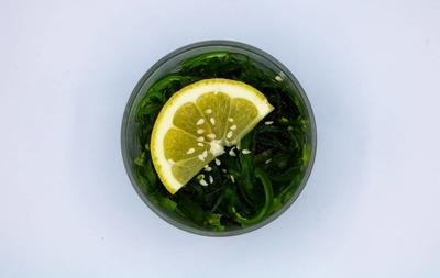 Algues Wakamé image