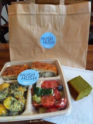 Hush Hush Meal for 2 image