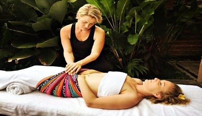 Miscarriage Massage - With Tummy Massage (3 Sessions) image