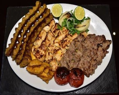 Mixed Grill for Four image