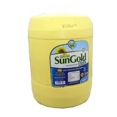 Sun Gold  Sun Flower Oil- 20 ltrs image