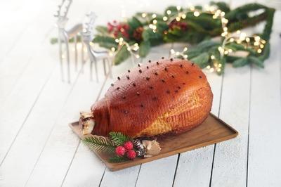 (U.P$169.06) Gammon Ham served with sauce (Bone-In)  image