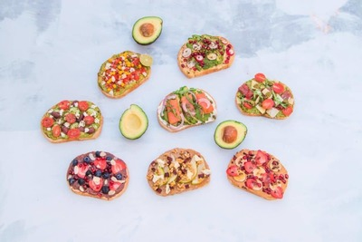 Build Your Own Avo Toast image
