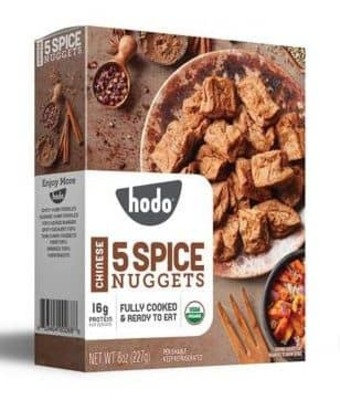 Hodo Soy - Chinese 5 Spice Nuggets 8 oz image