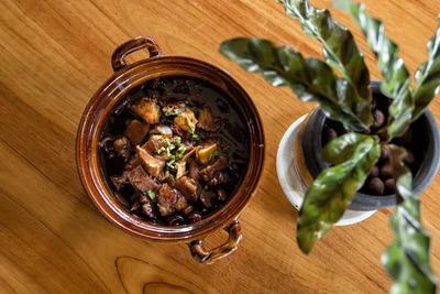 Dayak Style Lemongrass Lamb image