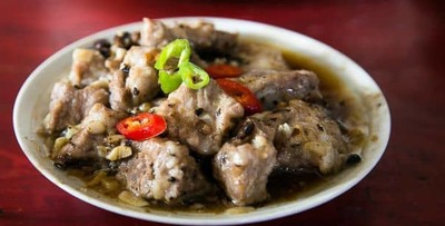 Steamed Pork Ribs in Blackbean Sauce 豉汁蒸排骨 image