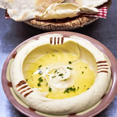 Hummus (V,GL)  ~ 40 Min image