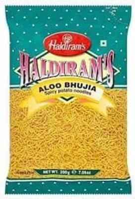 2 pack Haldiram's Aloo Bhujia 200g image