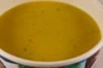 Green Split Pea (Dairy, Organic) with Chicken image