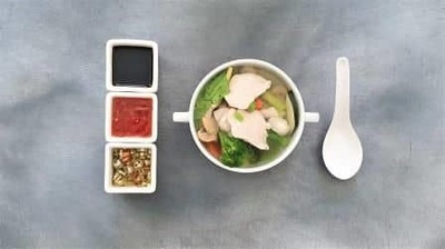 Clear Chicken Soup image