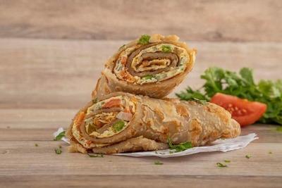 Omelette Roll image