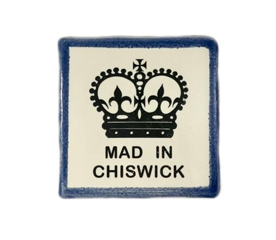 MAD IN CHISWICK (Blue) image
