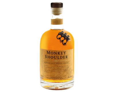 Monkey Shoulder Batch 27 Smooth and Rich Blended Malt Scotch Whisky Bottle 700ml image