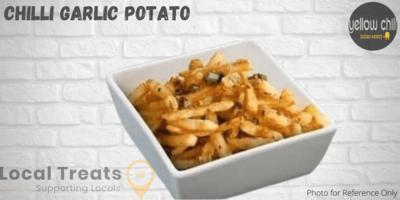 Chilli Garlic Potato image