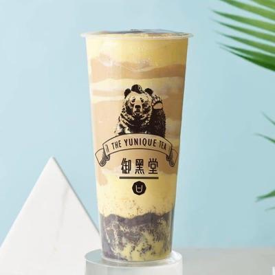 Lava Oreo Milk Tea image