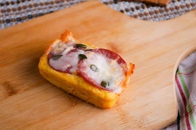 Mini Cheese Loaf image