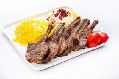 Lamb Chops Combo image