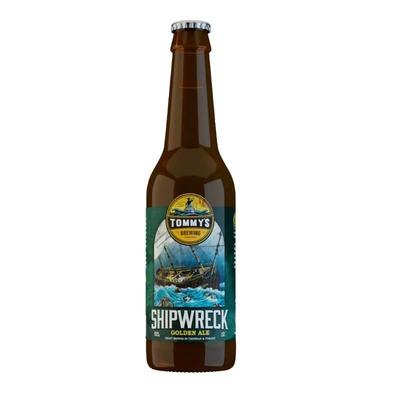 Shipwreck Pilsner Ale image