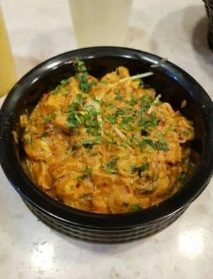 Chicken Achari Handi image