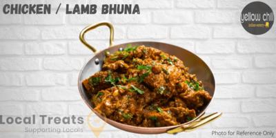Chicken / Lamb Bhuna image