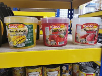 Gogomas Nata De Coco 1.5kg image
