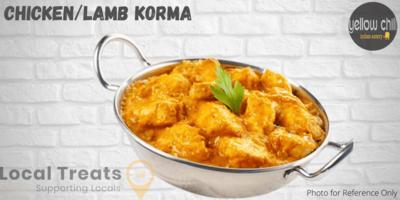 Chicken/Lamb Korma image