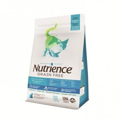 Nutrience GF Cat Ocean Fish Salmon 2.5kg image