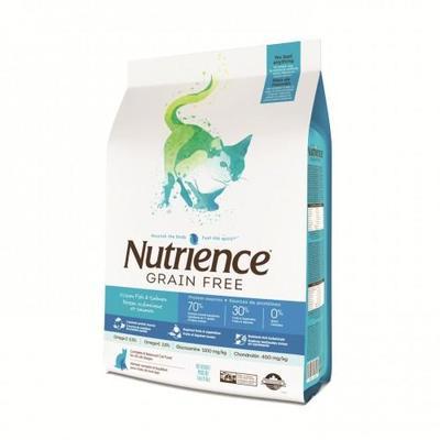 Nutrience GF Cat Ocean Fish 5kg image