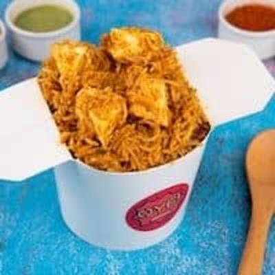 Punjabi Paneer - Rice Box image