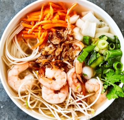 Thai Soup Vegetable image