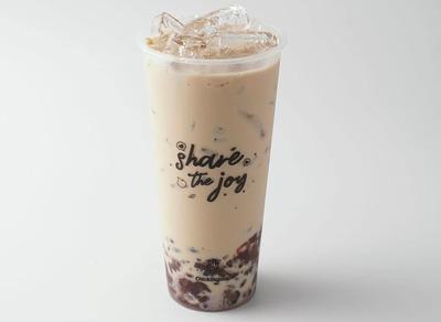 ( T3 ) Red Bean Milk Tea X 2 image