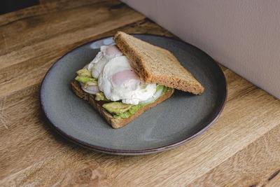 Avacado Toast with Egg image