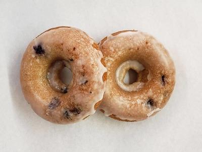 Lemon Blueberry (8 donuts) image