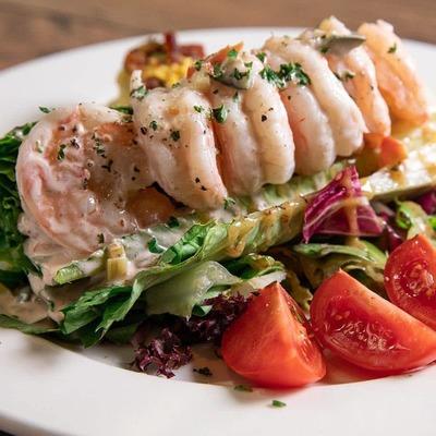 Gulf Shrimp Remoulade Salad image