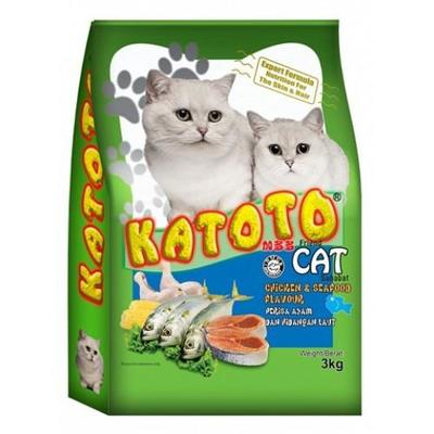 Katoto Cat Food Assorted Chicken & Seafood 3kg image