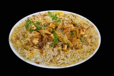 Vegetable Biryani(Family Pack-1.5Kg) image