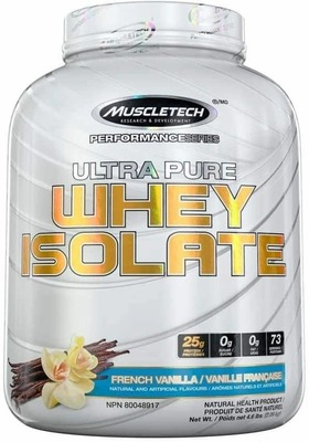 MUSCLETECH PERFORMANCE SERIES 4.6lbs (2.09kg) - 2 Flavours image