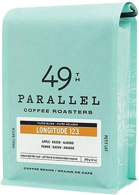 49Th Parallel Coffee Longitude Blend 340G image