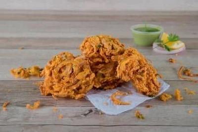 Onion Bhaji (Best Selling) (6 Pcs) image