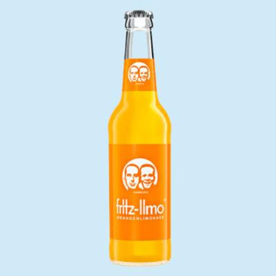 Fritz Limo Orange 33cl image