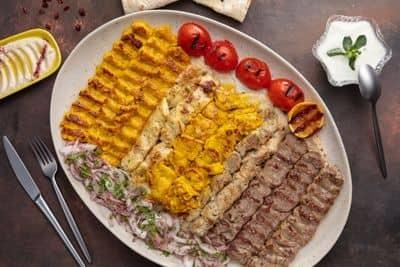 NOK Family Meal   1KG (12 skewers) image