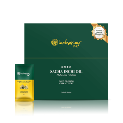 Sacha Inchi Oil (85 Packet per box) image