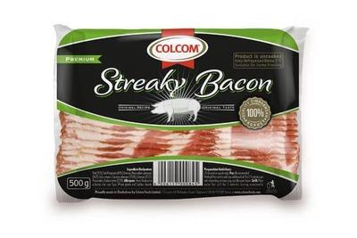 Colcom Streaky Bacon image
