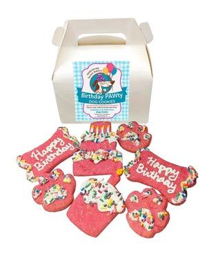 Birthday Cookies, Pink image