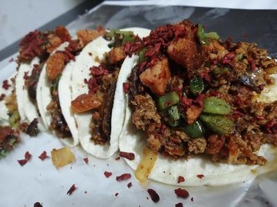 Tacos de Discada image